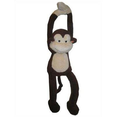 Lambs & Ivy Plush Monkey Toy