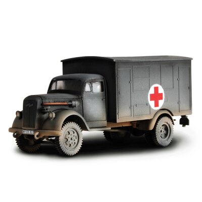 Forces of Valor Forces of Valor German Sd. Kfz. 251/1 Ambulance Car