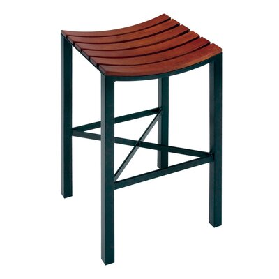 Parsons Wood Seat Counterstool