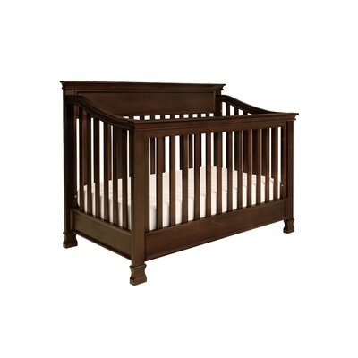 Million Dollar Baby Classic Foothill Convertible Crib with Toddler Rail