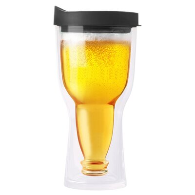 AdNArt Brew 2 Go Beer Insulated Tumbler