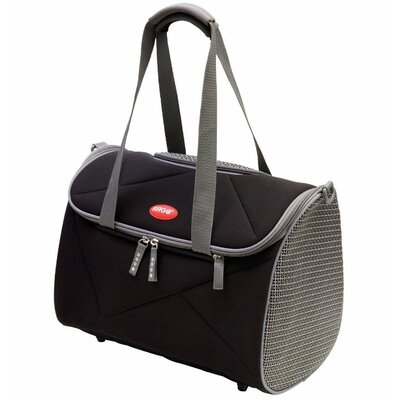 Argo Pet Avion Medium Airline Approved Carrier in Black