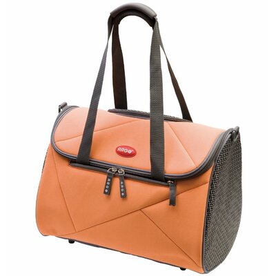 Argo Pet Avion Medium Airline Approved Carrier in Tango Orange