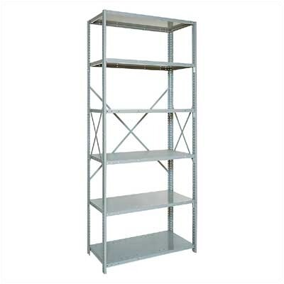 Penco Open Clipper Basic Units - 6 Shelves