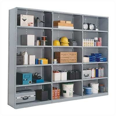 Penco Closed Clipper Basic Units - 8 Shelves