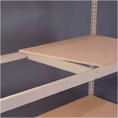 "Penco Double Rivet 120"" H 4 Shelf Shelving Unit Starter"