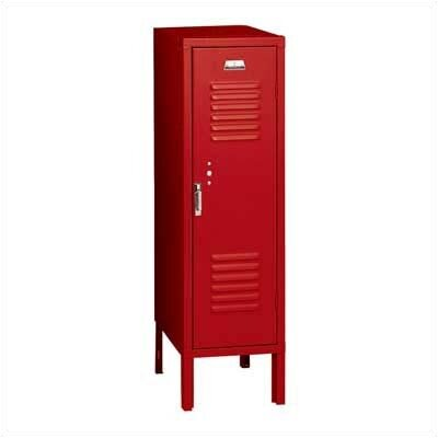 Penco Vanguard Single Tier 1 Wide Locker (Assembled)