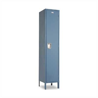 Penco Guardian Medallion Single Tier 1 Wide Locker (Unassembled)