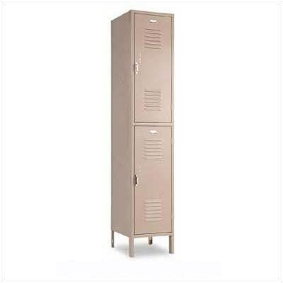 Penco Vanguard Double Tier  3 Wide Locker (Assembled)