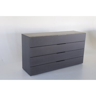 Pianca USA Spazio 4 Drawer Dresser