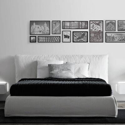 Piumotto Platform Bed