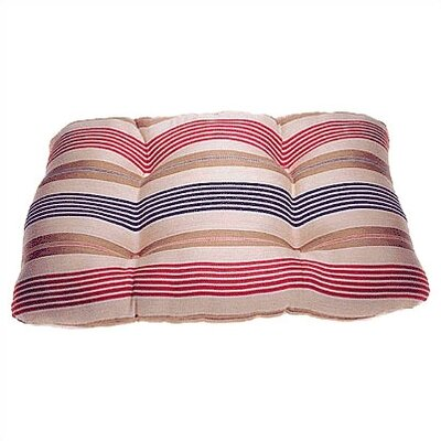 George SF Rectangular Tufted Dog Pillow