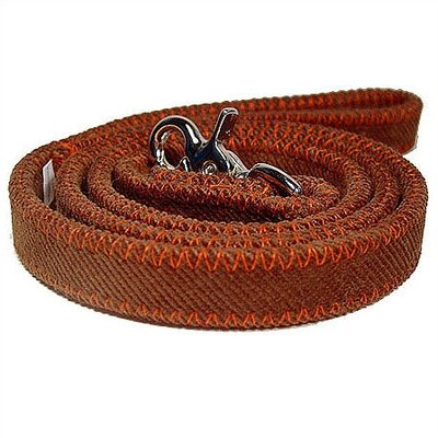George SF Corduroy Blanket Stictched Dog Leash