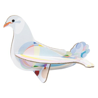 Dove Pop Out Card