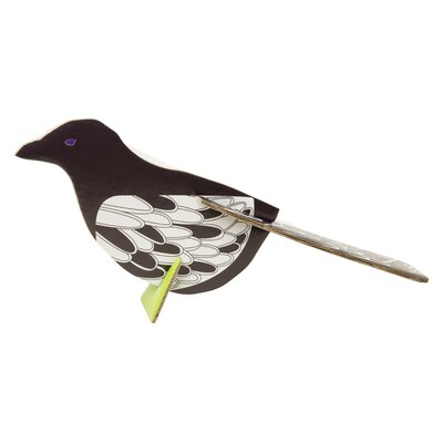 Magpie Pop Out Card