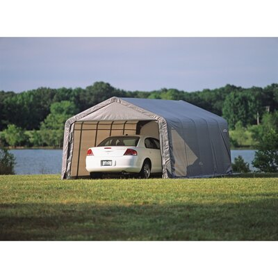 ShelterLogic 13' Wide Peak Style Shelter