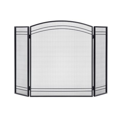3 Panel Fireplace Classic Screen