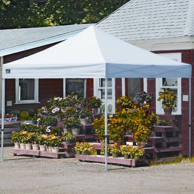 Heavy Duty Straight Leg Alumi Max Pop-up Canopy