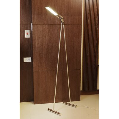 Man2Max Silent Giving Artistic LED Floor Lamp