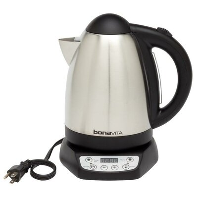 1.79-qt. Variable Temperature Electric Tea Kettle