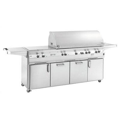 Fire Magic Echelon E1060s Cabinet Gas Grill with Power Burner