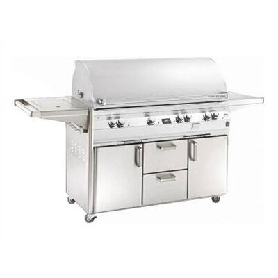 Fire Magic Echelon E1060s Gas Grill with Single Side Burner