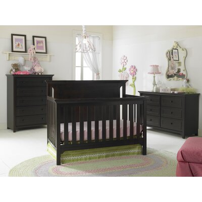 Ti Amo Carino 5-in-1 Convertible Nursery Set
