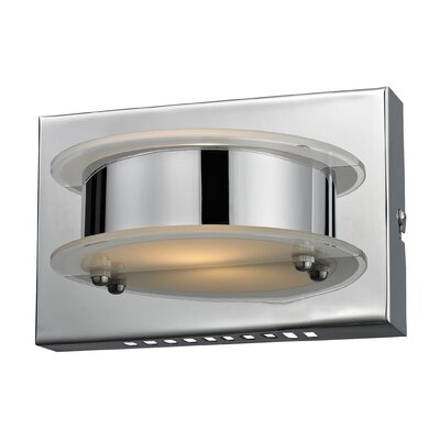 Nulco Lighting Northholt 1 Light Wall Sconce
