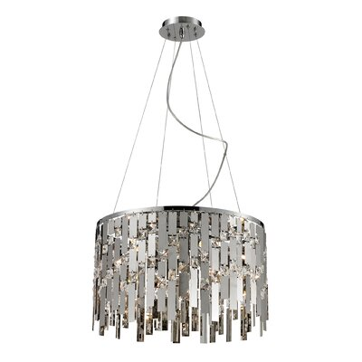 Nulco Lighting Kingshill 9 Light Chandelier