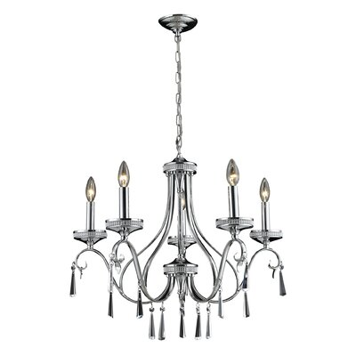 Nulco Lighting Sherbourne 5 Light Chandelier