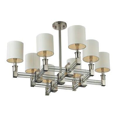 Nulco Lighting Berwick 8 Light Chandelier