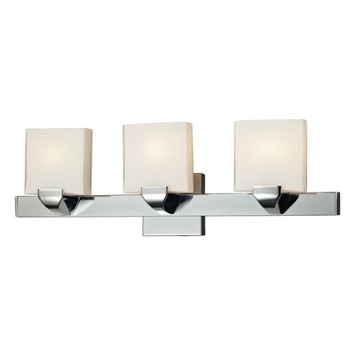 Nulco Lighting Milano 3 Light Bath Vanity Light