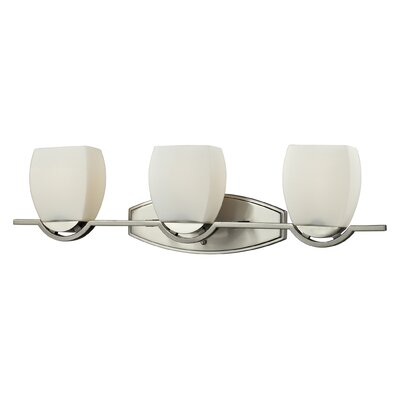 Nulco Lighting Felder 3 Light Bath Vanity Light