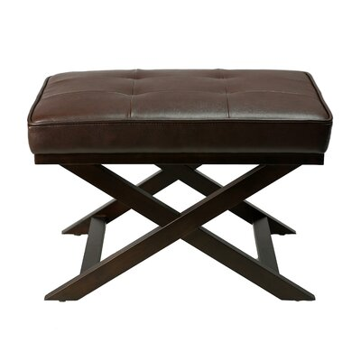 Cortesi Home Ari X Bench Ottoman