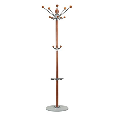 Cortesi Home Lava Marble Coat Rack