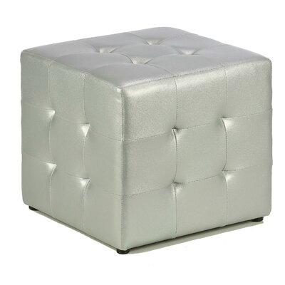 Cortesi Home Apollo Cube Ottoman