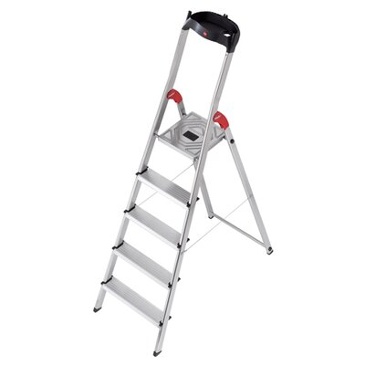 Hailo LLC 5 Step Ladder