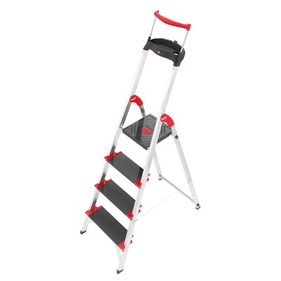 Hailo LLC Championsline 4 Step Ladder