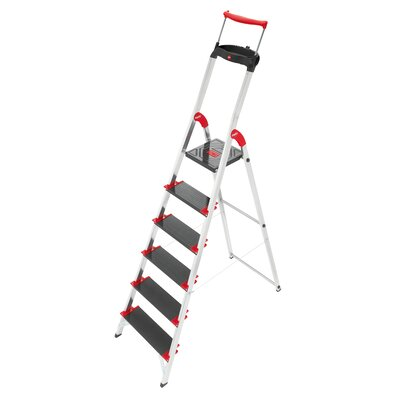 Hailo LLC Championsline 6-Step Step Ladder