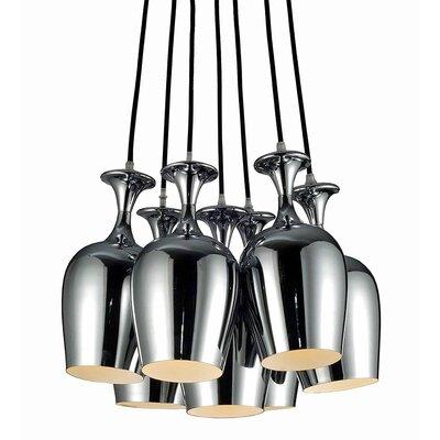 Bromi Design Sunrise 7 Light Pendant