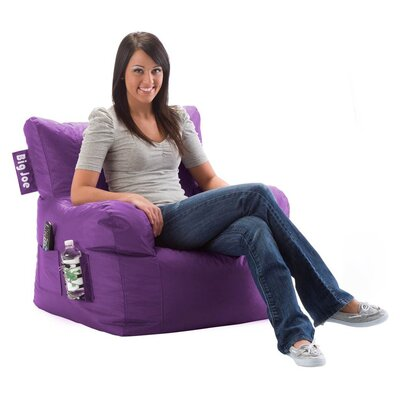 Comfort Research Big Joe Dorm Chair in SmartMax