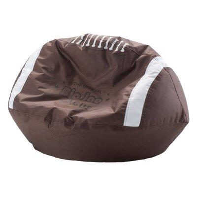 Comfort Research Big Joe Football Bean Bag Lounger
