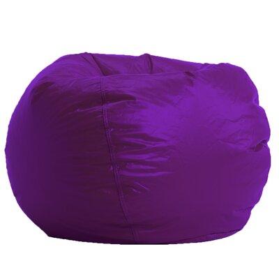 Comfort Research Big Joe Smartmax Zebra Bean Bag Chair