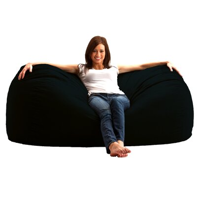 Six Foot Media Bean Bag Sofa