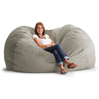 Comfort Research Fuf Extra Extra Large Bean Bag Sofa