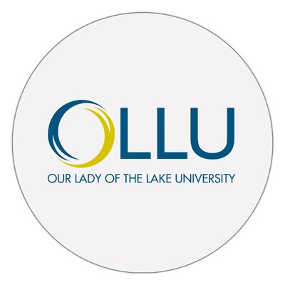 Our Lady of the Lake University Collegiate Coaster (Set of 4)