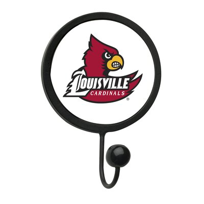 Thirstystone University of Louisville Round Wall Hook