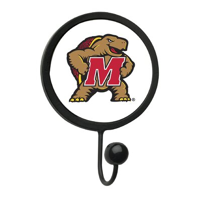 Thirstystone University of Maryland Round Wall Hook