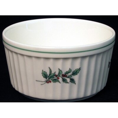 Nikko Ceramics Christmas Ramekin (Set of 4)