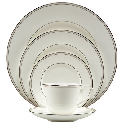 Platinum Pearl Dinnerware Set